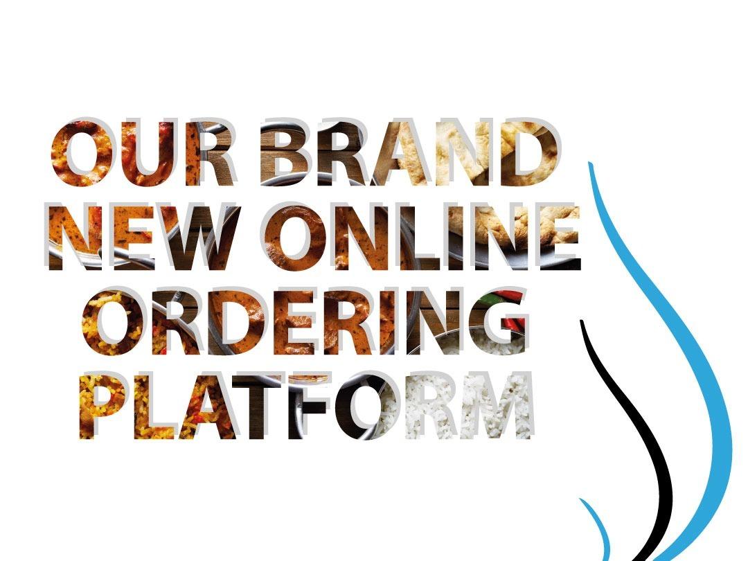 Brand New Website and Online Ordering Platform